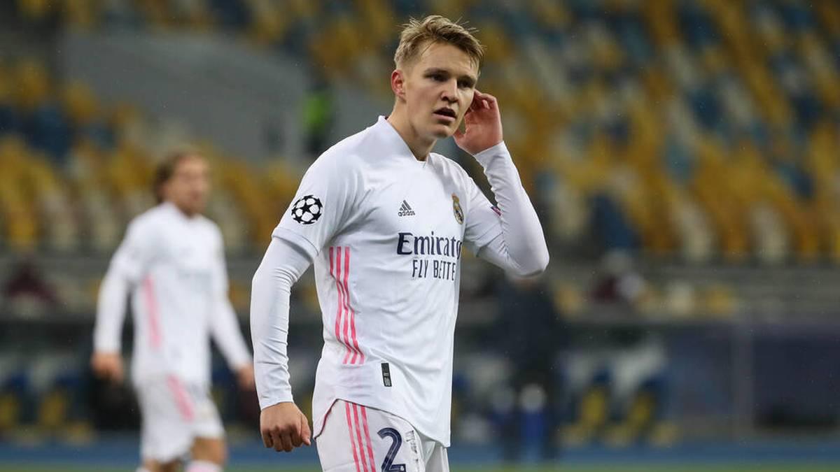 Flüchtet Wunderkind Odegaard in die Premier League?