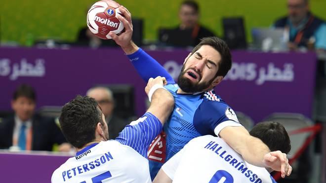 Nikola Karabatic - Frankreich - Handball-WM - Katar