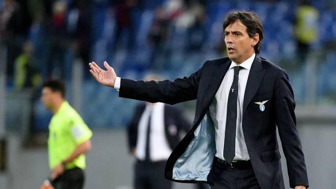 Medien: Trainer Simone Inzaghi verlängert Vertrag bei Lazio Rom, Simone Inzaghi trainiert derzeit den italienischen Erstligisten Lazio Rom