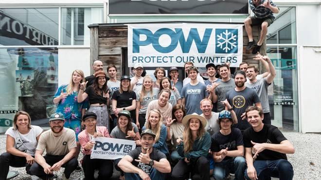 Pow – Protect Our Winters sagt dem Klimawandel den Kampf an