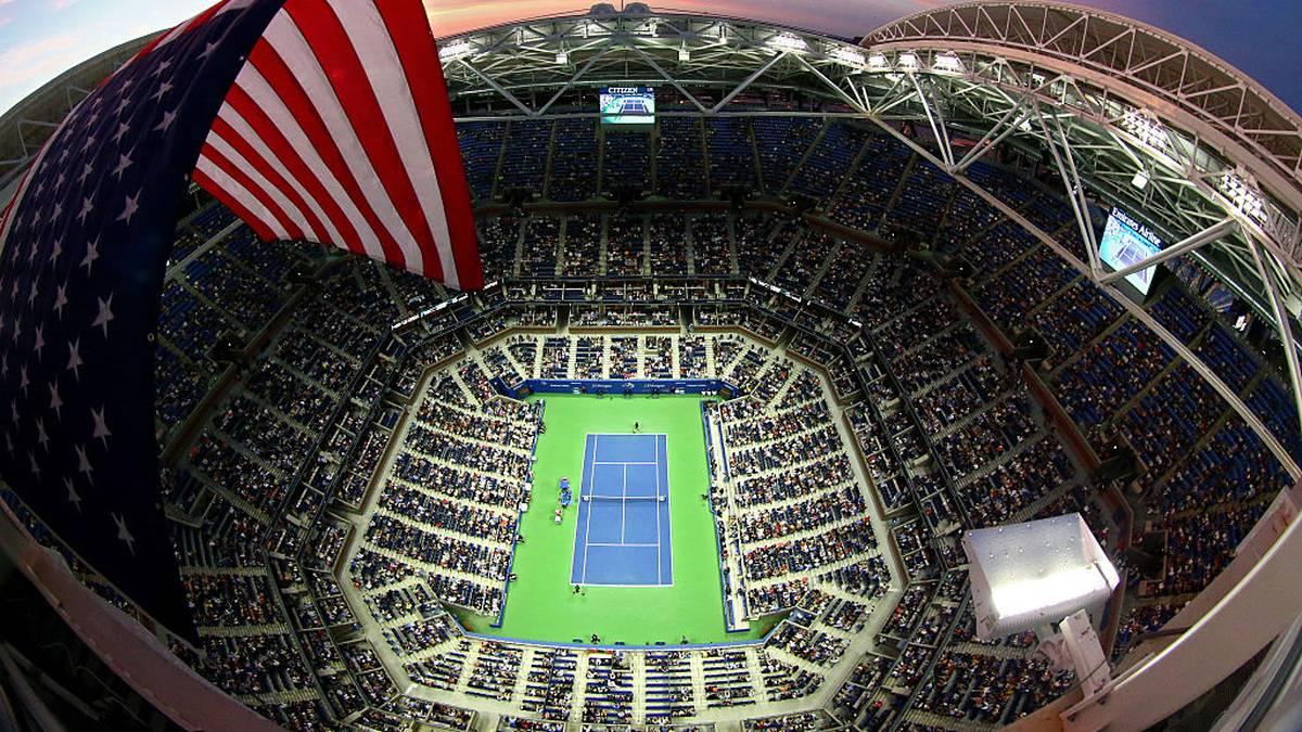 Trotz Coronakrise: US-Open halten (noch) an Austragung fest
