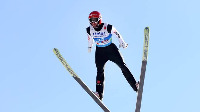 Raw Air, Skispringen, DSV, Markus Eisenbichler