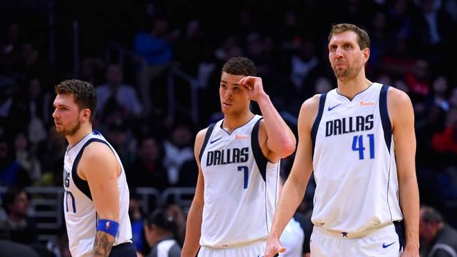 Die Dallas Mavericks haben eine knappe Niederlage kassiert
