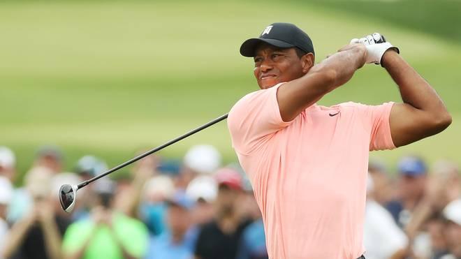 Tiger Woods fiel auf den zwölften Platz zurück