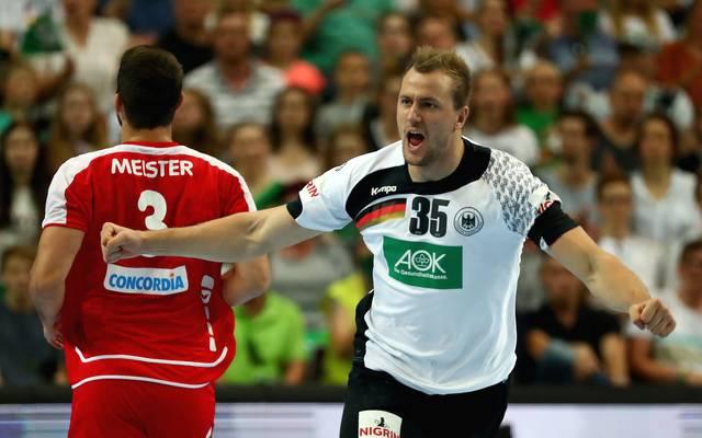 Germany v Switzerland - 2018 EHF European Championship Qualifier