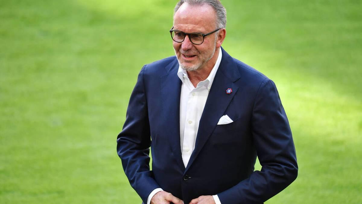 """Rummenigge: Bayern hat Barca """"taktisch vorgeführt"""""""