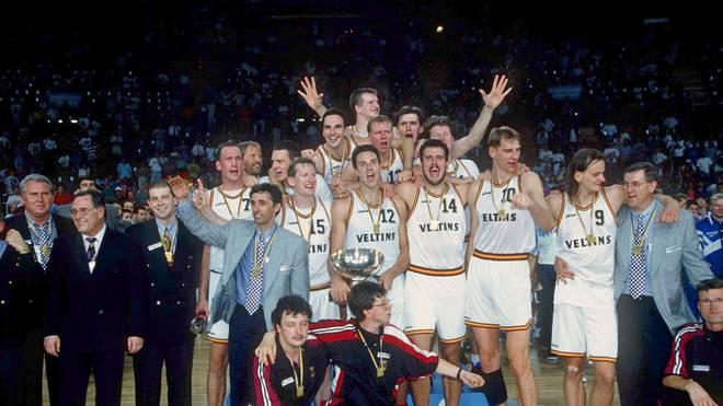 Basketball European Championship 1993 Final