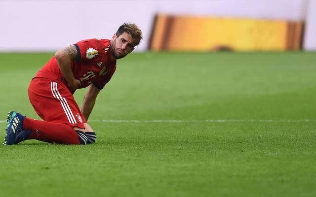 Javi Martinez hat einen schweren Stand beim FC Bayern unter Niko Kovac