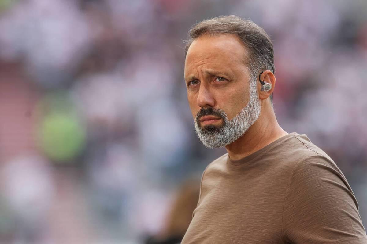 Vor dem wichtigen Auswärtsspiel in Bochum fordert Stuttgart-Trainer Matarazzo eine Reaktion seiner Mannschaft.