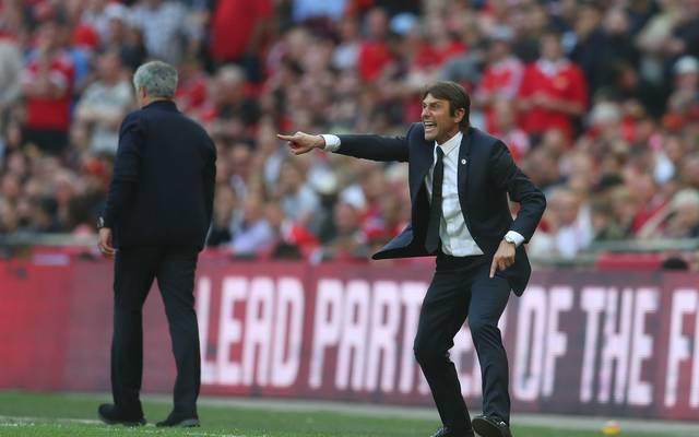 Teammanager Antonio Conte beim FC Chelsea entlassen
