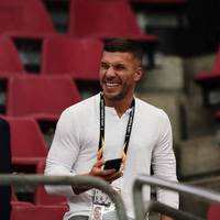TV-Job für Podolski