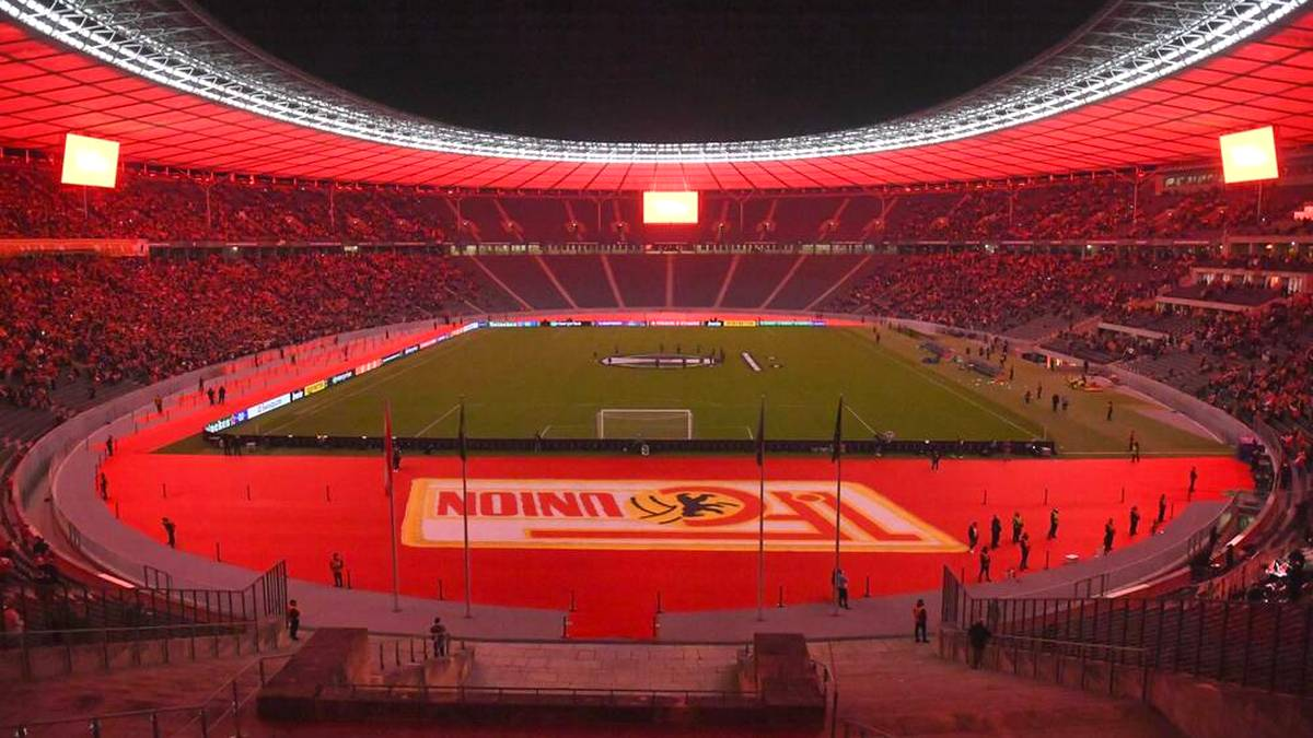 Union-Spiel: UEFA leitet Untersuchung ein