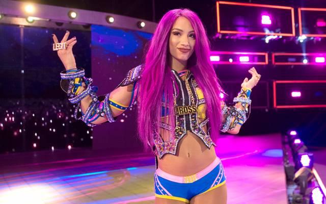 Sasha Banks war eineinhalb Monate von der WWE-Bildfläche verschwunden