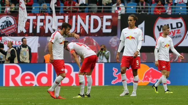Leipzig hatte mit Düsseldorf seine liebe Mühe und Not