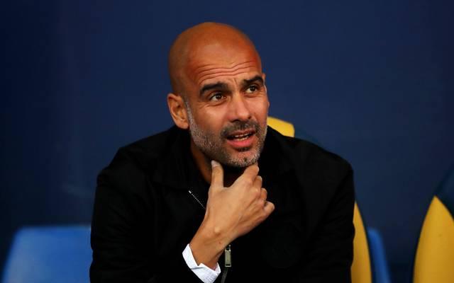 Pep Guardiola gewann mit Manchester City die Meisterschaft