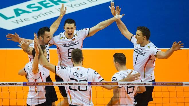 Die deutschen Volleyballer könnten nun doch noch an den Olympischen Spielen in Rio teilnehmen