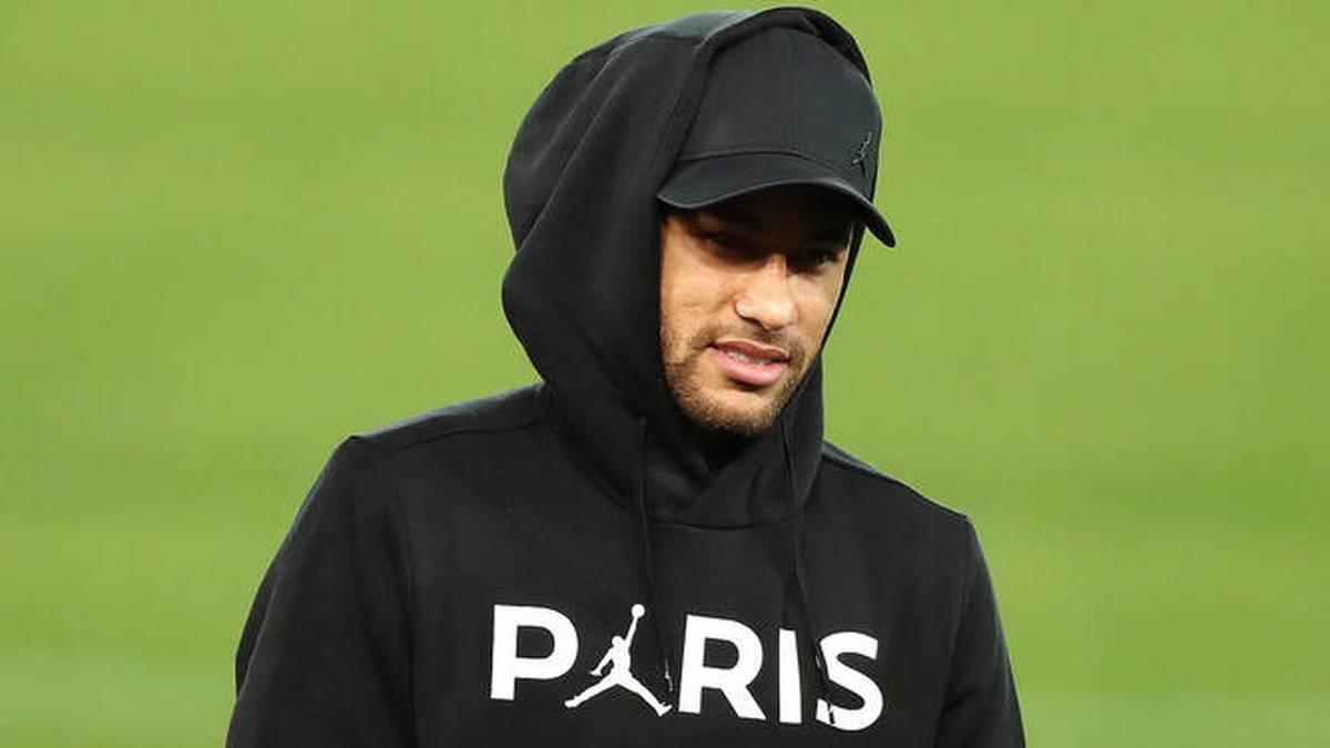 Müde vom Geschaft. Neymar weiß nicht, wie lange er noch weitermachen kann.