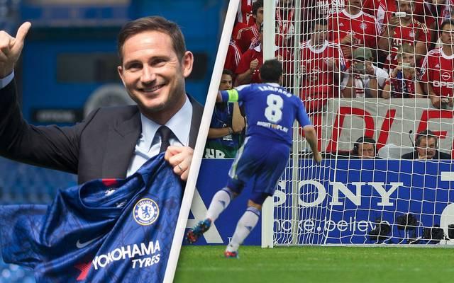 Frank Lampard kehrt als Trainer zum FC Chelsea zurück
