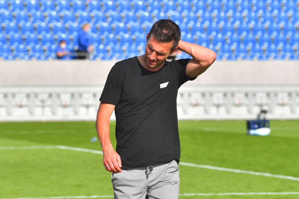 Karlsruhes Christian Eichner äußert sich im Doppelpass 2. Bundesliga zu einer möglichen Vertragsverlängerung. Der KSC-Coach verrät dabei auch, woran es noch hakt und was er über die Dauer denkt.