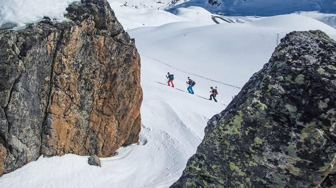 Review: Choice Splitboard Camp Kaunertaler Gletscher