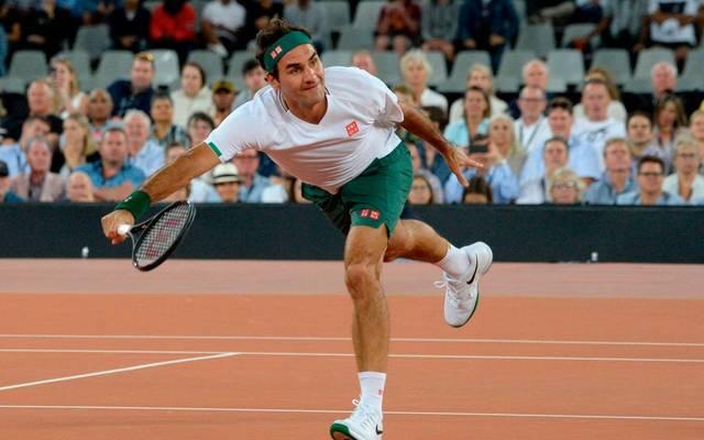 Roger Federer fordert die Vereinigung von ATP und WTA