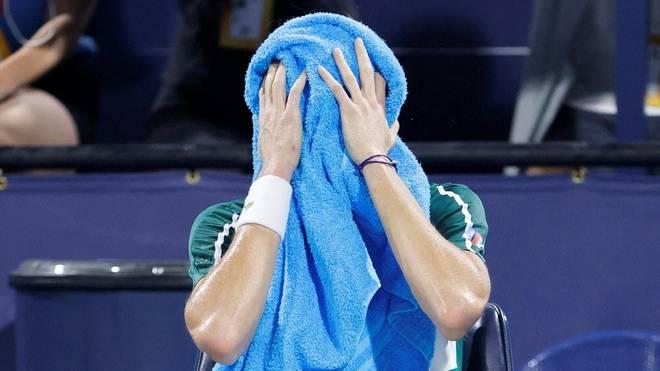 Vorjahressieger Medwedew schied im Viertelfinale aus
