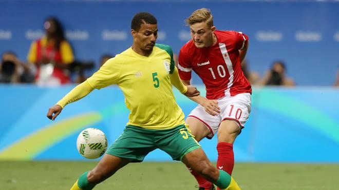 Jacob Bruun Larsen (r.) ist eine feste Größe in der dänischen U21