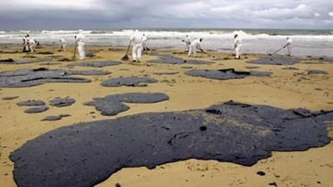 Frankreich steht vor der nächsten Ölpest