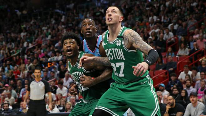 Daniel Theis von den Boston Celtics war vom ersten Coronafall der NBA geschockt