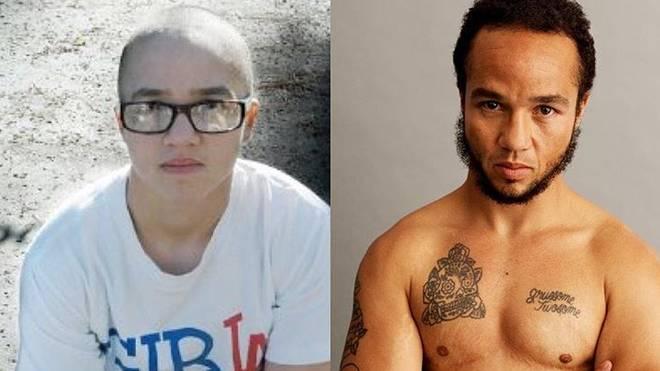 Vorher und nachher: Patricio Manuel begann seine Box-Karriere als Patricia Manuel