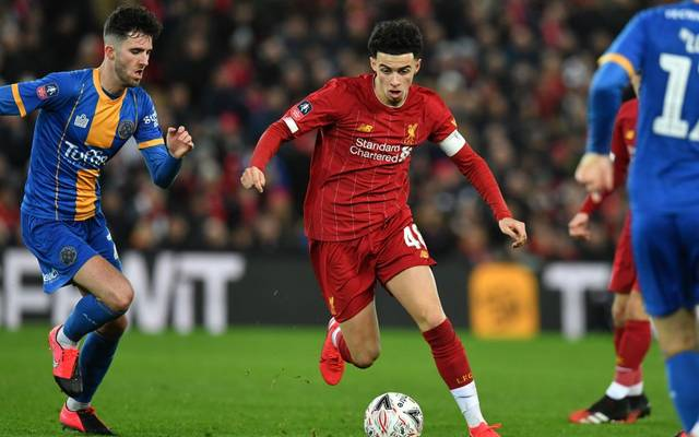 Curtis Jones gilt als eines der größten Talente des FC Liverpool