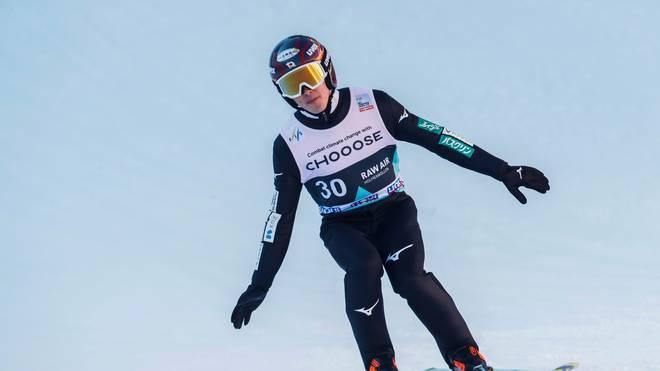 Junshiro Kobayashi gewann das Qualifying in Lillehammer