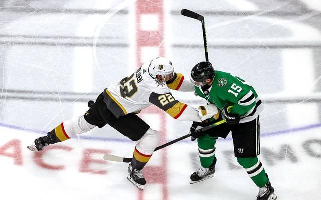 Die Dallas Stars stehen kurz vor dem Einzug in die NHL-Finals