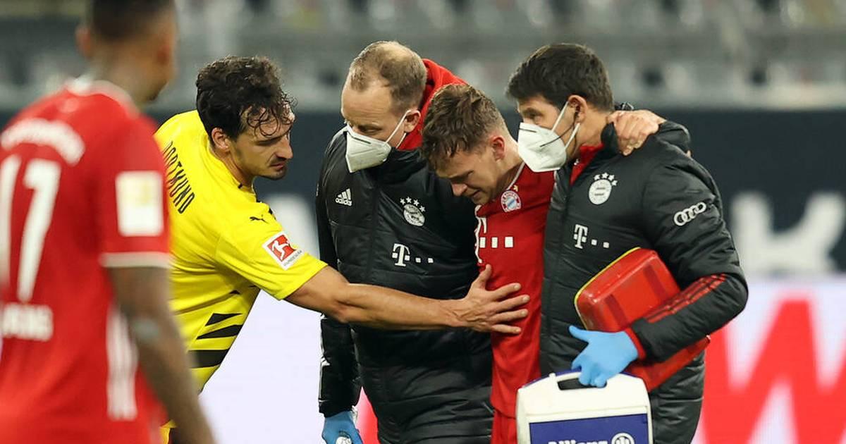Joshua Kimmich: FC Bayern braucht