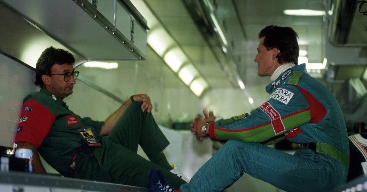 Photo of Formel 1 und Michael Schumacher: Eddie Jordan kritisiert Umgang mit Barrichello   SPORT1