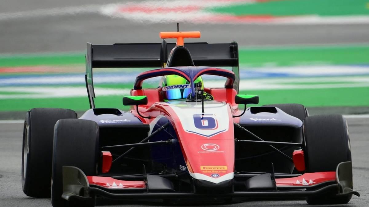 David Schumacher wartet weiterhin auf seine ersten Punkte