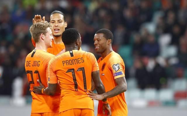 Die Oranje-Spieler müssen nicht in Quarantäne