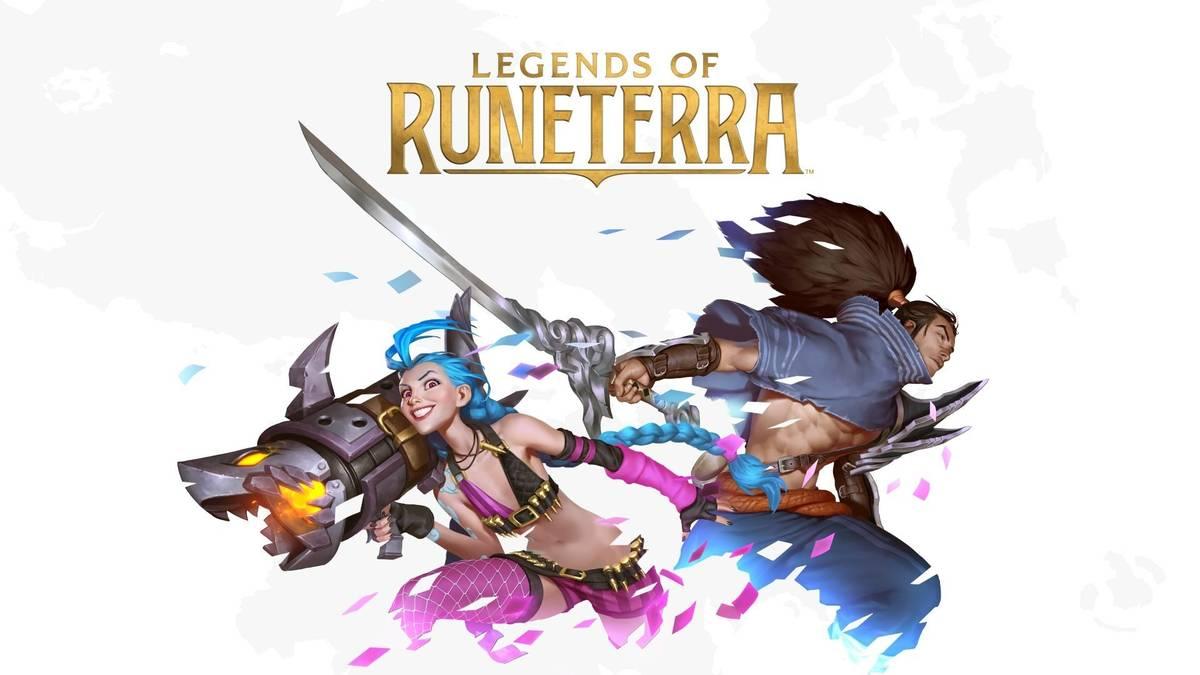 Legends of Runeterra ist ab sofort für PC und mobile Endgeräte erhältlich