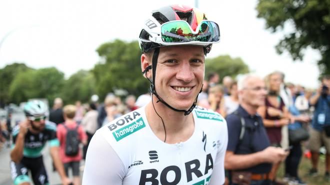Pascal Ackermann siegte beim Klassiker Eschborn-Frankfurt vor John Degenkolb