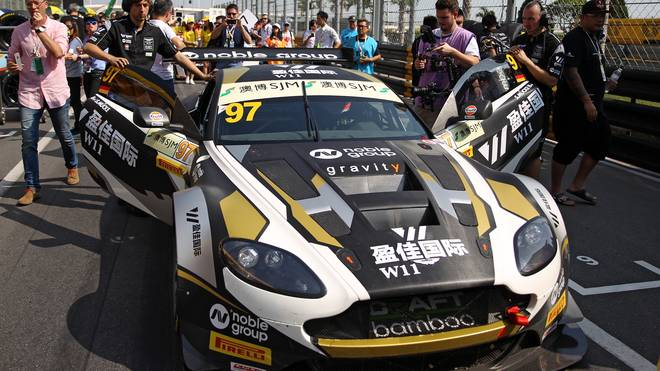 Aston Martin steigt mit dem Modell Vantage in die DTM ein