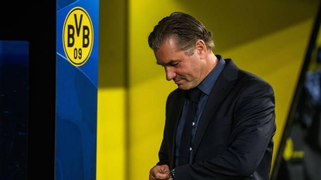 Michael Zorc arbeitet als Sportdirektor des BVB