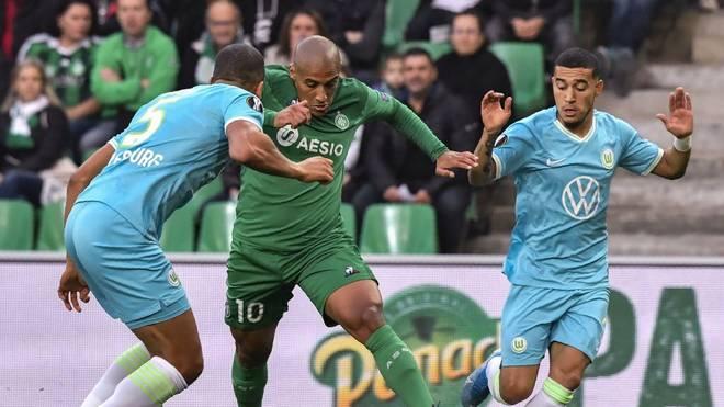 Frühe Tore, wenig Spektakel - Wolfsburg holt einen Punkt in Frankreich
