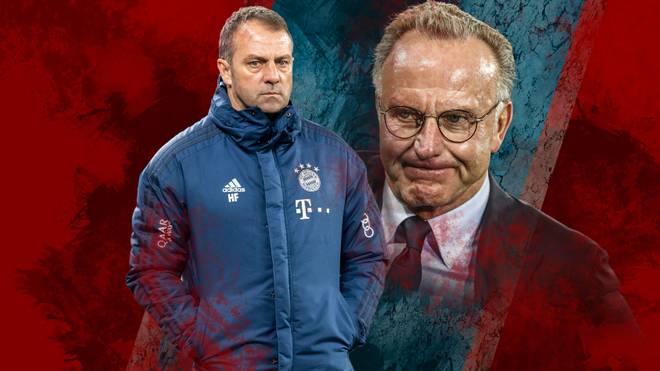 Die Bosse des FC Bayern melden sich inmitten der Coronakrise zu Wort