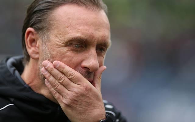 Hannover 96 steigt in die zweite Liga ab