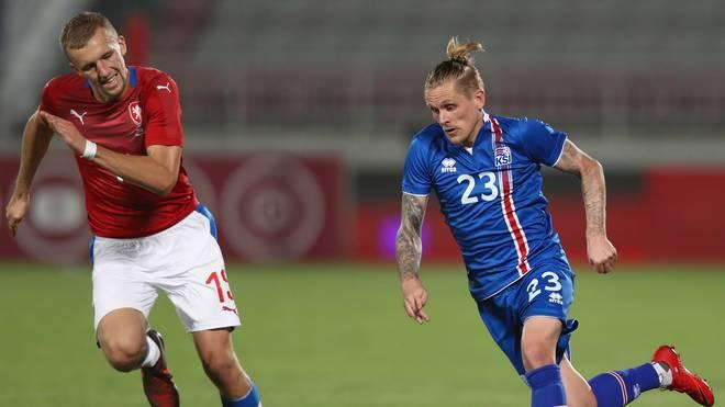 Iceland v Czech Republic - International Friendly