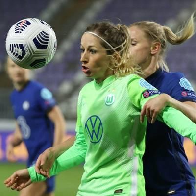 Nationalspielerin verlängert in Wolfsburg