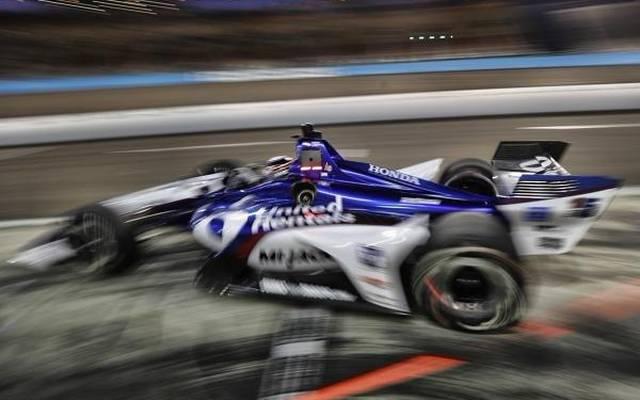 Die Rahal-Boliden dominierten die IndyCar-Testfahrten in Phoenix