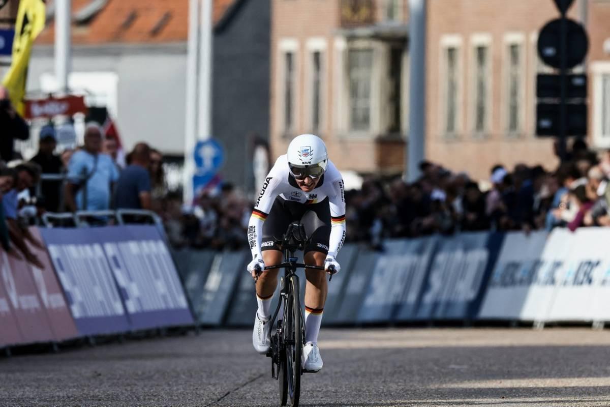 Der Goldmedaille im Mixed-Wettbewerb folgt kein weiteres Edelmetall: Lisa Brennauer bleibt bei der Rad-WM im Straßenrennen ohne Chance aufs Treppchen.