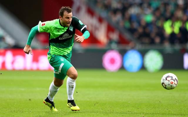 Werder Bremen: Philipp Bargfrede fällt nach Operation monatelang aus, Bremens Philipp Bargfrede wurde erneut am Knie operiert