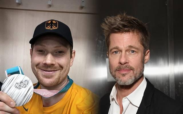 Danny aus den Birken und Brad Pitt